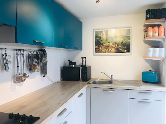 Charmante petite maison à louer à la journée