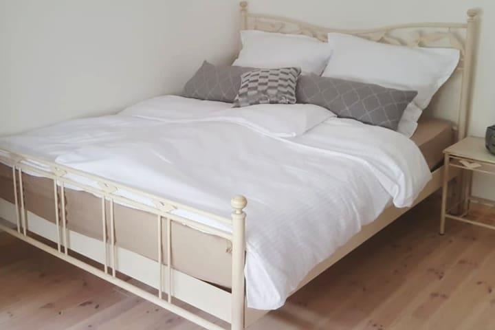 Gemütliches Apartment mit seperatem Schlafzimmer