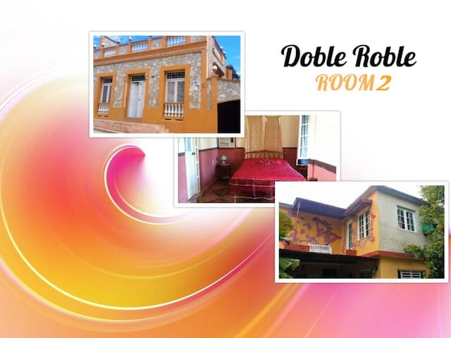 Doble Roble ROOM # 2