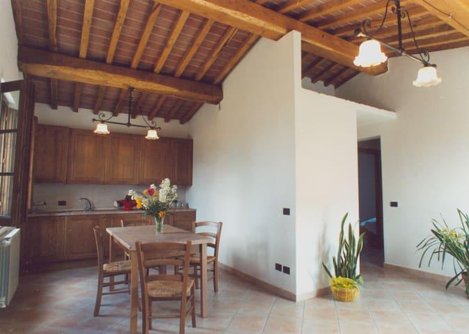 Beautiful apartment near Volterra - Pomarance - Pis