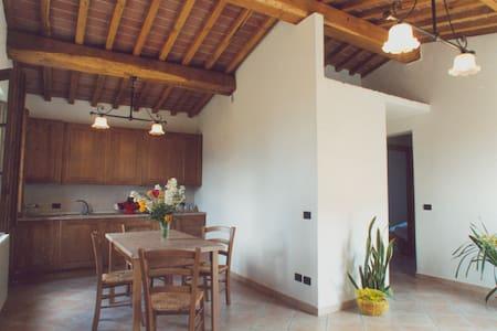 Beautiful apartment near Volterra - Pomarance - Apartamento