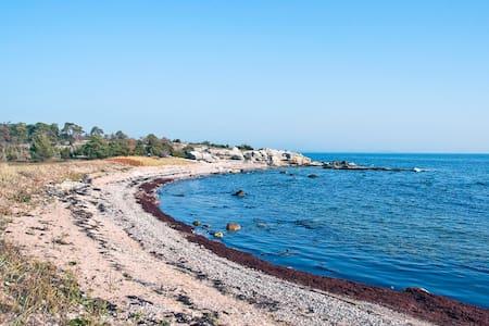 Östra Gotland  sandstränder och fantastisk natur