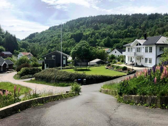 Natur og sjønær eiendom på sørlandet