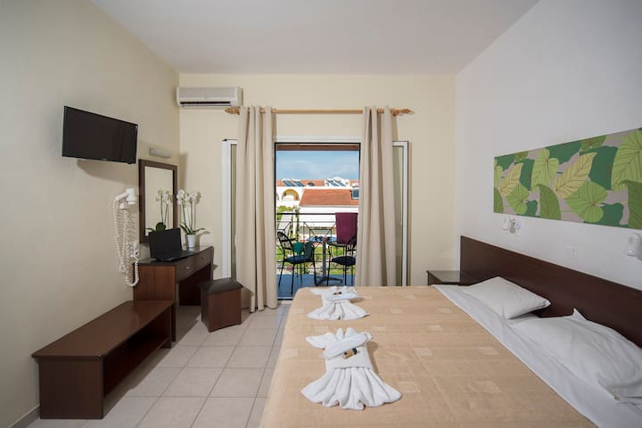 Corfu Greece Metaxa Apts