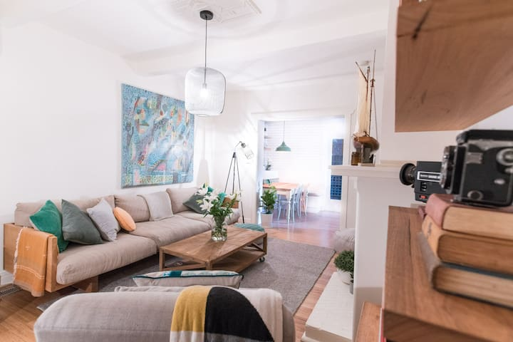 Boutique Beauty - One of a kind! St kilda's BEST! - Saint Kilda East - Apartemen