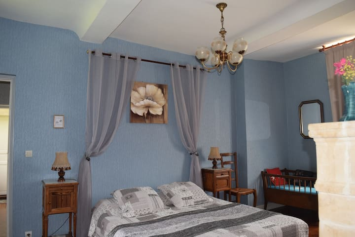 belle ferme/manoir du XVIII siècle - Martragny - Casa