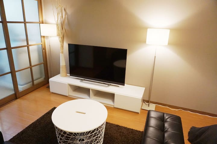 NewOpen♪5min walk to yahata st,MAX4people,WiFi/12C