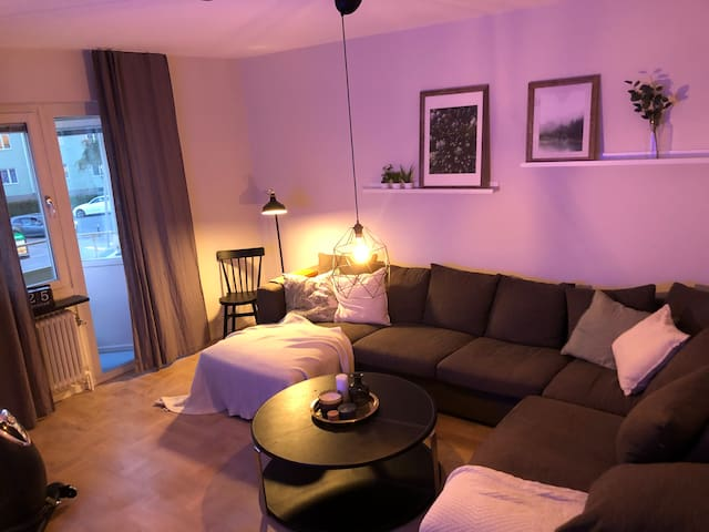 Cozy apartment, top renovated & very central