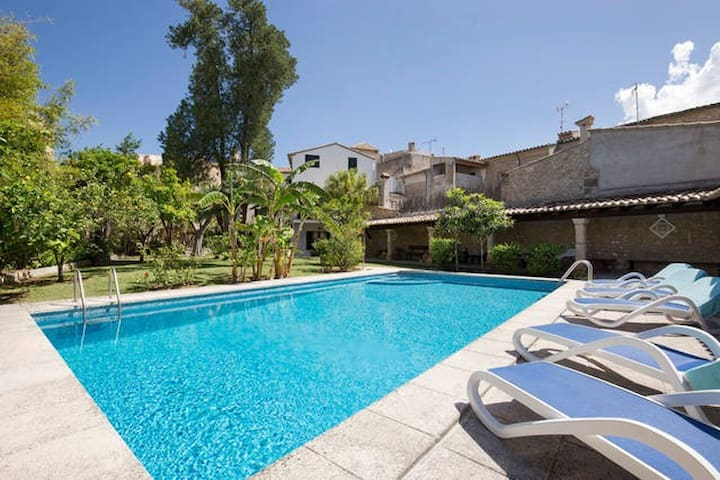WOW traditional Majorcan style Villa 4 Cantons