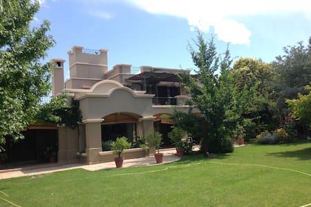 Luxury house in chacras de Coria - Chacras de Coria