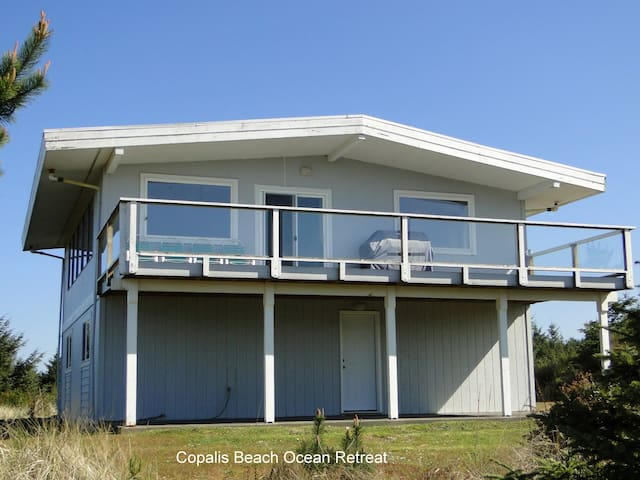 Copalis Beach Ocean Front Retreat