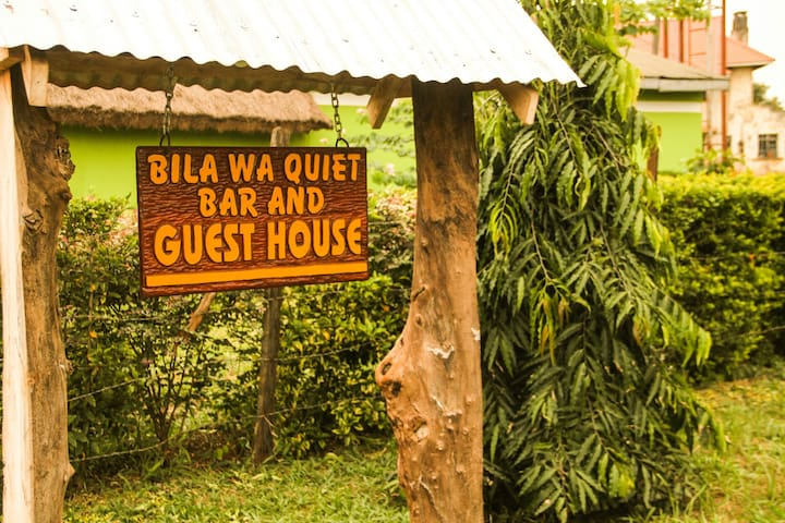 BILA WA QUIET BAR AND GUEST HOUSE