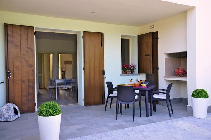 Rif 325: Casa vacanza I Tigli al Lido di Pomposa