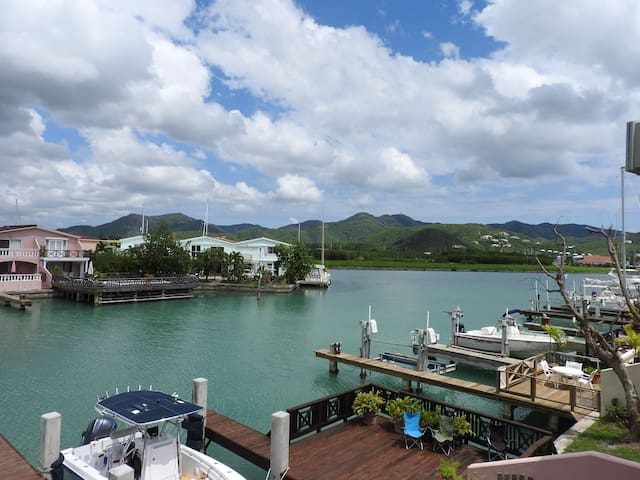 Villa 422E- Jolly Harbour, Antigua - Jolly Harbour - Villa