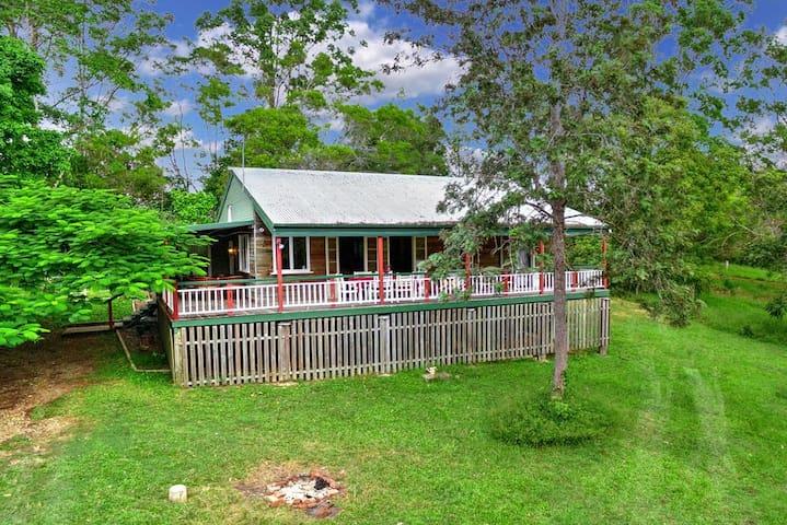 Avalon Homestead - classic Queenslander home
