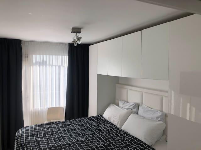 Centraal gelegen trendy Appartement