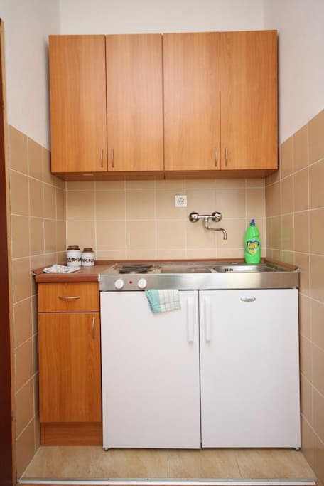 Kitchen, Surface: 1 m²