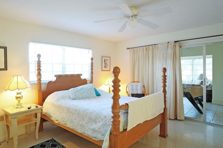 Our Master bedroom