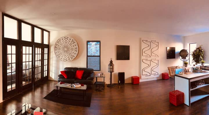 Room in a Loft in the Heart of Brooklyn