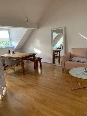 Modernes Apartment im Herzen Münchens