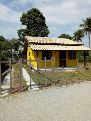 Recanto das Hortênsias, casa 1, Aldeia Velha.
