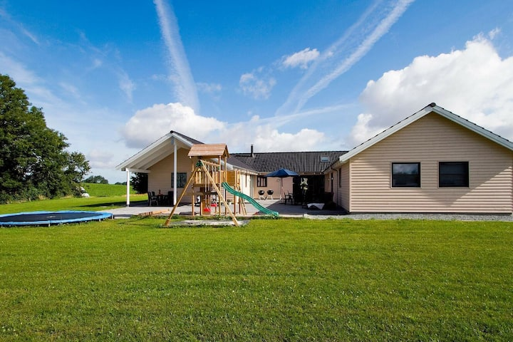 Child-friendly Holiday Home in  Sydals with Sauna