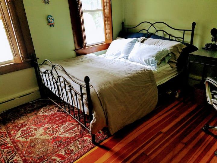 Callicoon Creek Bedroom