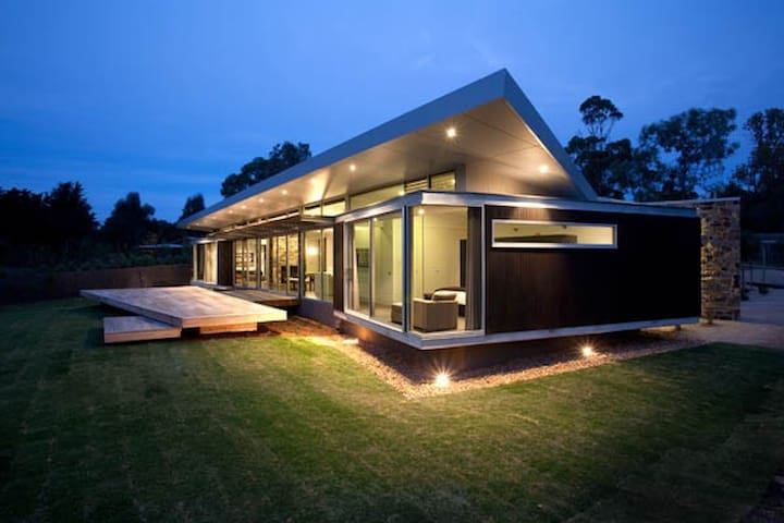 Yarra valley gateway residence holiday homes for rent in for Holiday home designs victoria