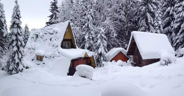 Chata Manco (Manco´s cabin)