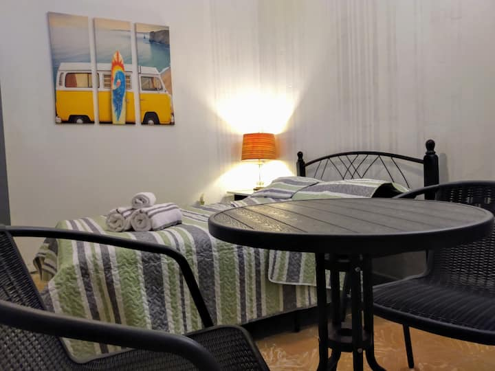 In City Cozy Studio close to Plaza Américas Mall