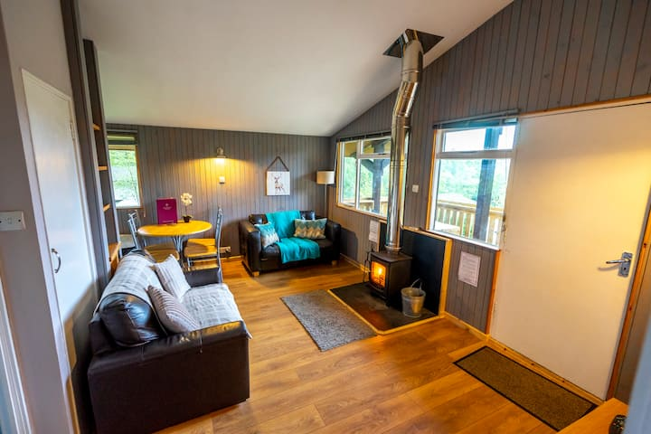 Ancarraig Lodges Self Catering Above Loch Ness #6