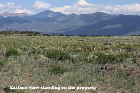 Stargaze! Beautiful Southern Colorado Camping Site