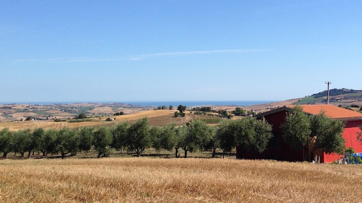 La Casetta Rossa - Entre mer et montagne ...