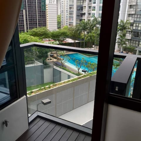 CBD 1BedRoom Suite-2mins walk to Carlton CityHotel - Singapore
