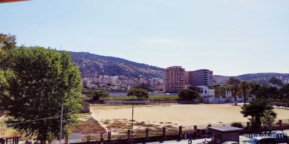 Lushnje villa