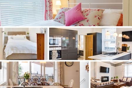 The Hopecliffe Apartment Filey. 2 mins from beach