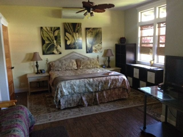 Secluded Private Kihei Studio for island getaways!