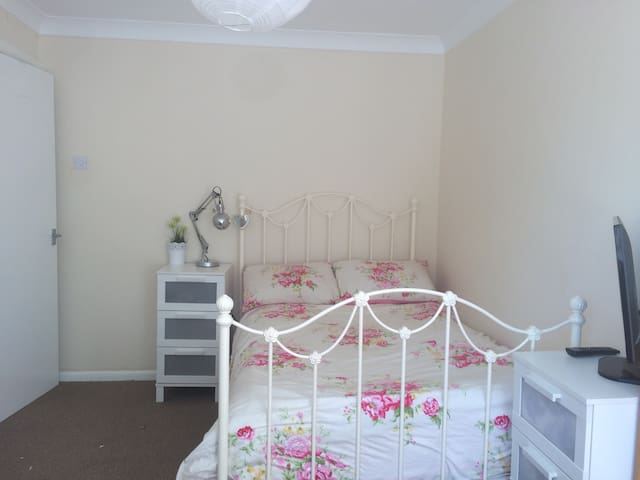 Lovely room in seaside location