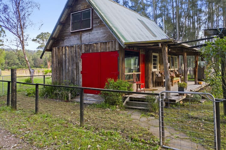 'Ironbark Vineyard Cottage'