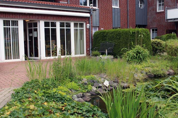 Gästezimmer nähe Stadtzentrum von Meppen