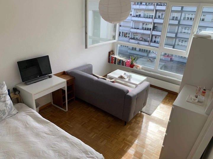 *NEW* Bright, Spacious & Cozy Room - GVA Central