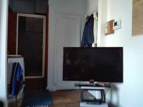 Charmant studio à 15/20mn du centre de Paris