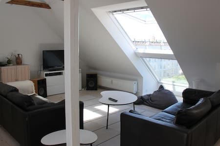 Christmas in Copenhagen? 110m2 close to Citycenter - Frederiksberg - Apartment