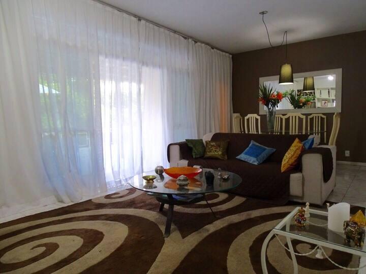 Escelente quarto na Barra da Tijuca