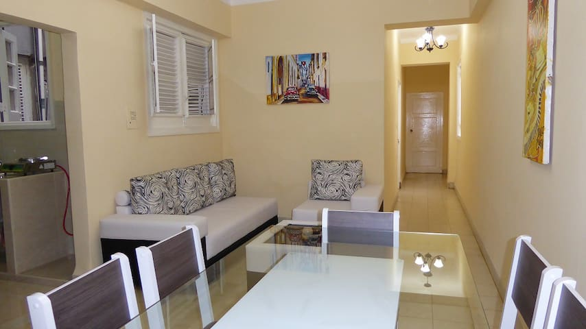 Cosy room in the heart of Havana - La Habana - Apartemen