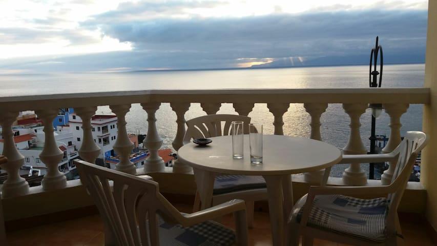 Mirador de la Gomera - Puerto de Santiago - Apartment