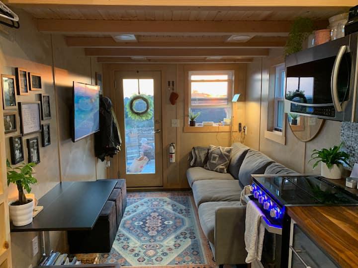 Vacation tiny! Modern Tiny House
