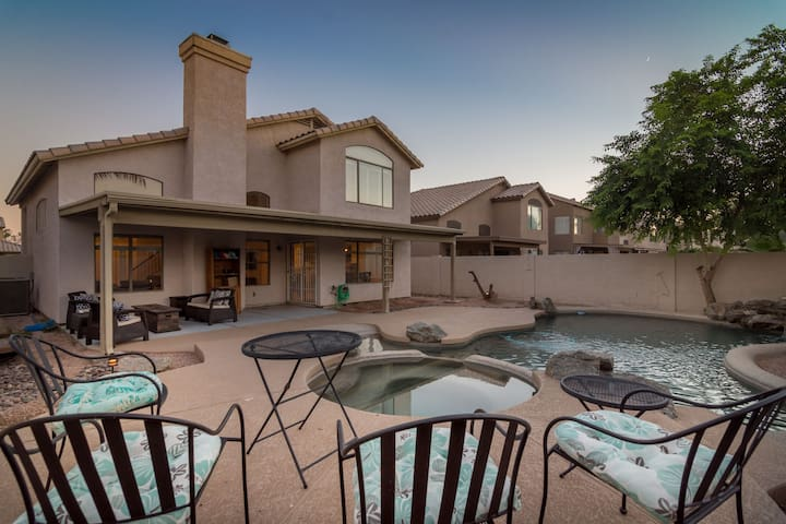 ★HEATED POOL & SPA★Arizona Get-Away Vacation Home★