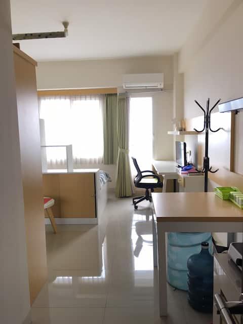Studio type Galeri Ciumbuleuit 2 Apartment