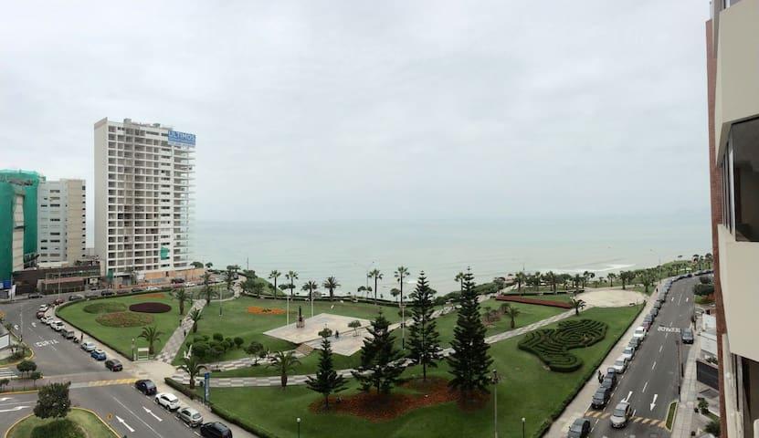 OCEAN VIEW / Apartment Miraflores con vista al mar